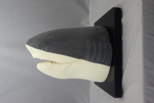 布製模型オオメジロザメ2